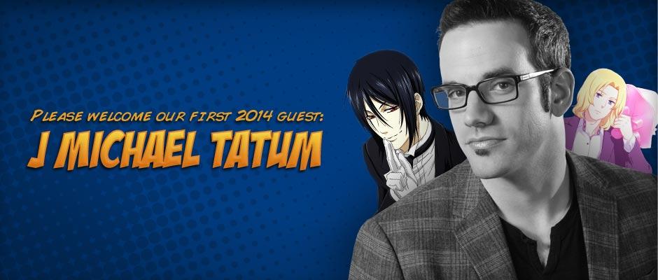 J. Michael Tatum Voice Actor Michael Tatum J...