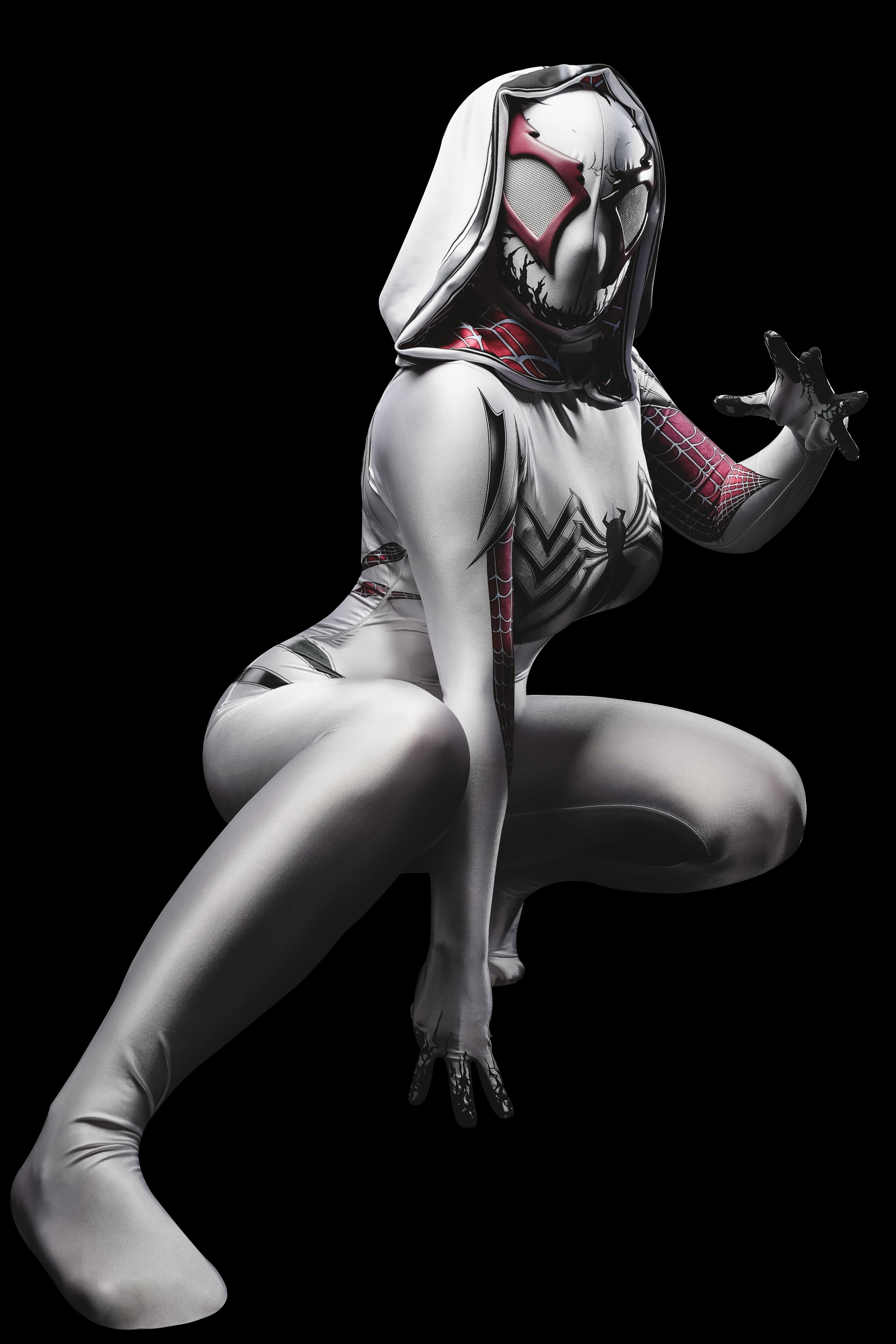 Anti-Gwenom Crouching Edit