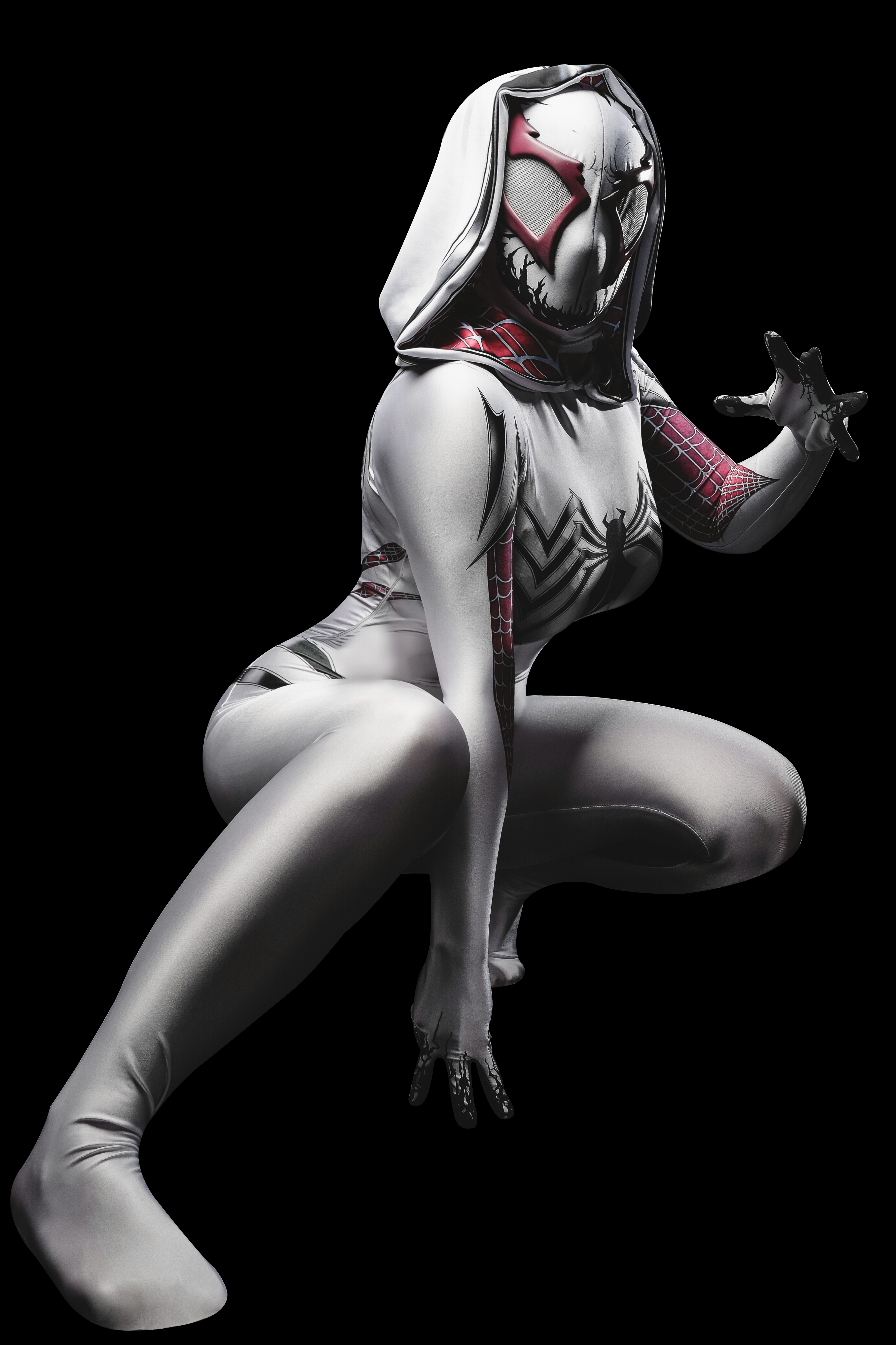 Anti-Gwenom Crouching Edit
