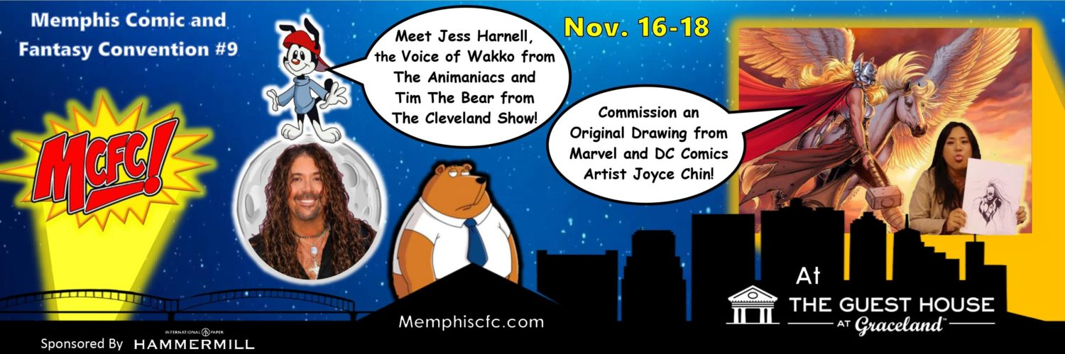 Memphis Comic and Fantasy Convention