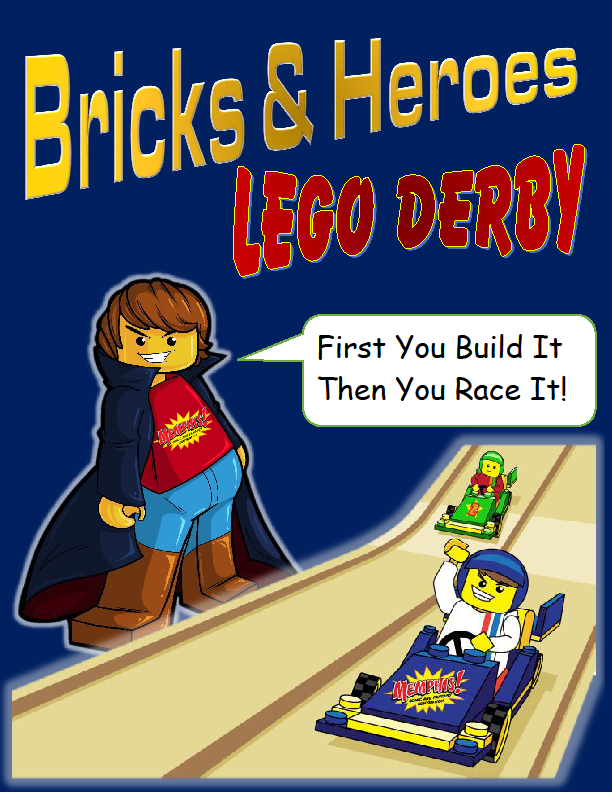 Bricks & Heroes Derby flier 2