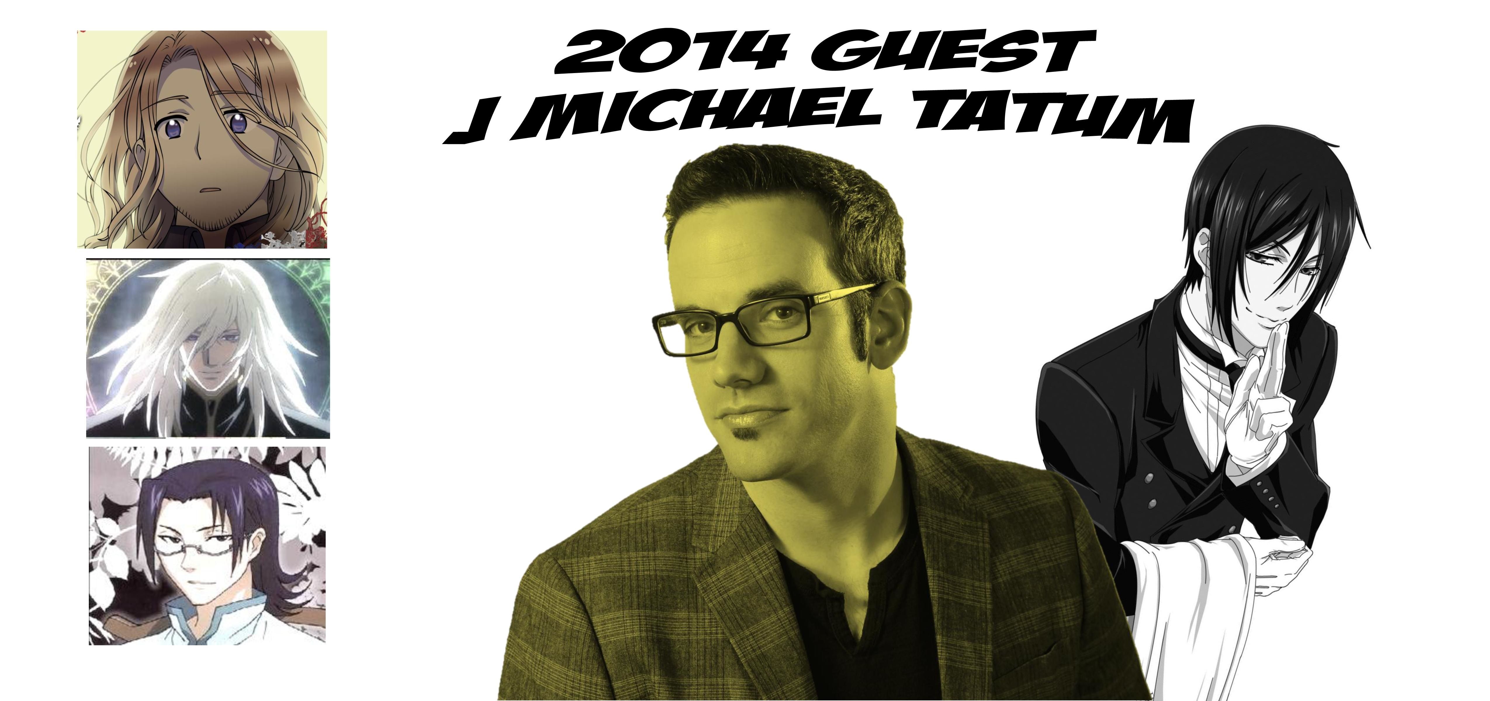 J Michael Tatum  242 Character Images  Behind The Voice