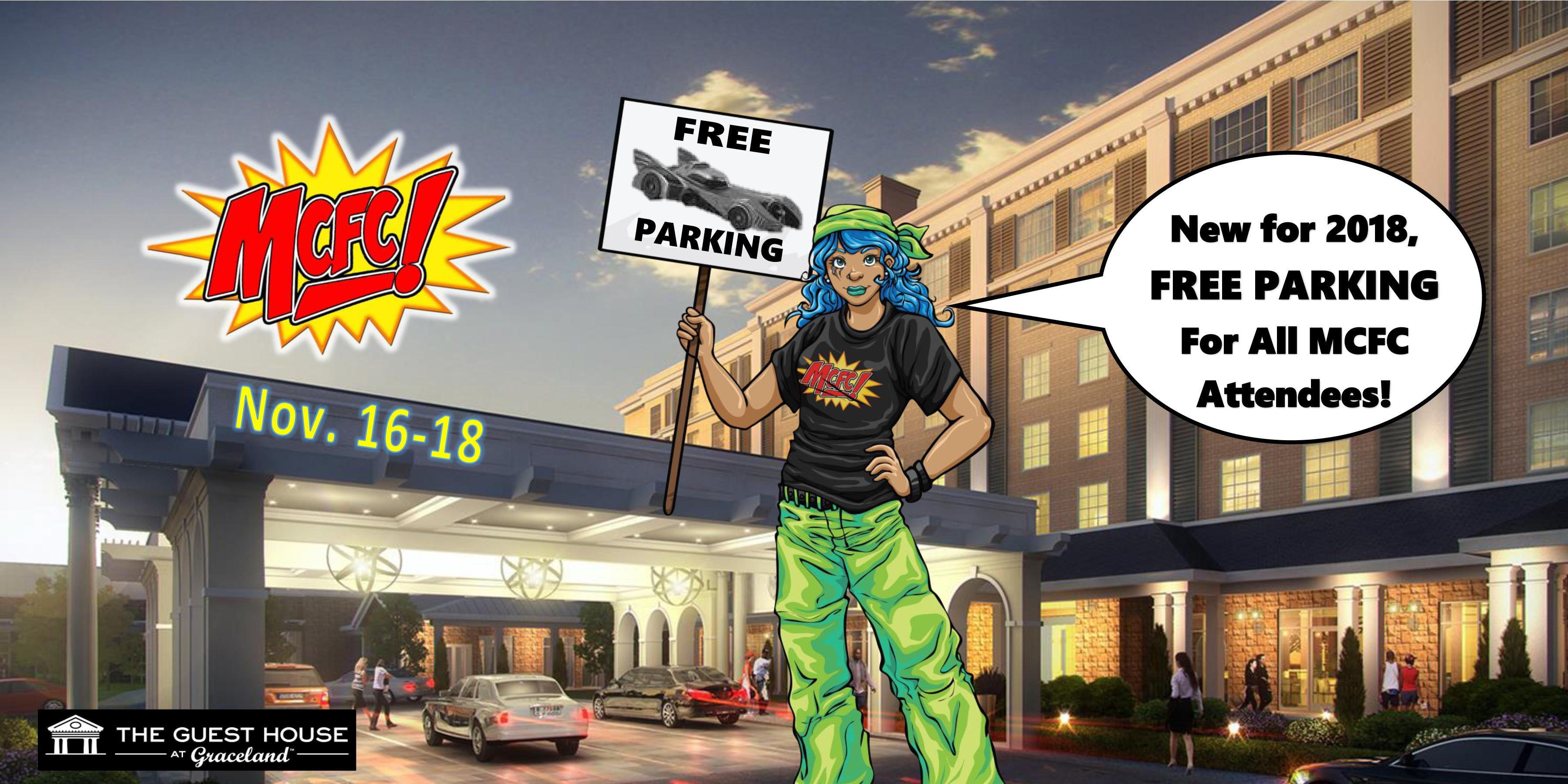 MCFC 2018 web slider Free Parking_001