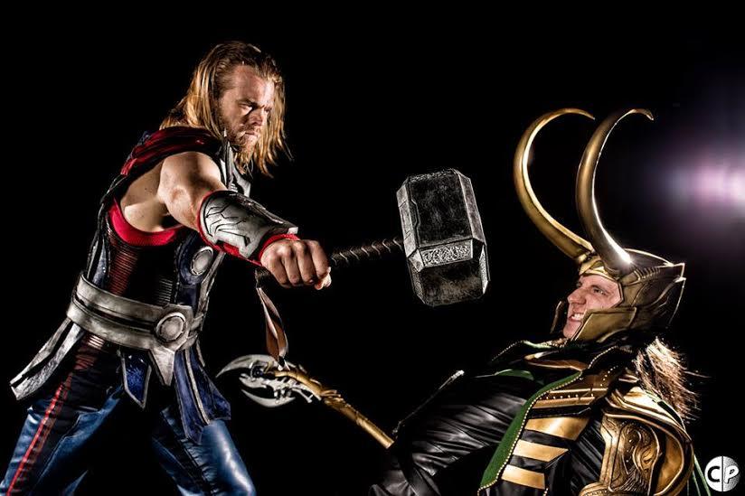 Loki Thor 1 | Memphis Comic and Fantasy Convention