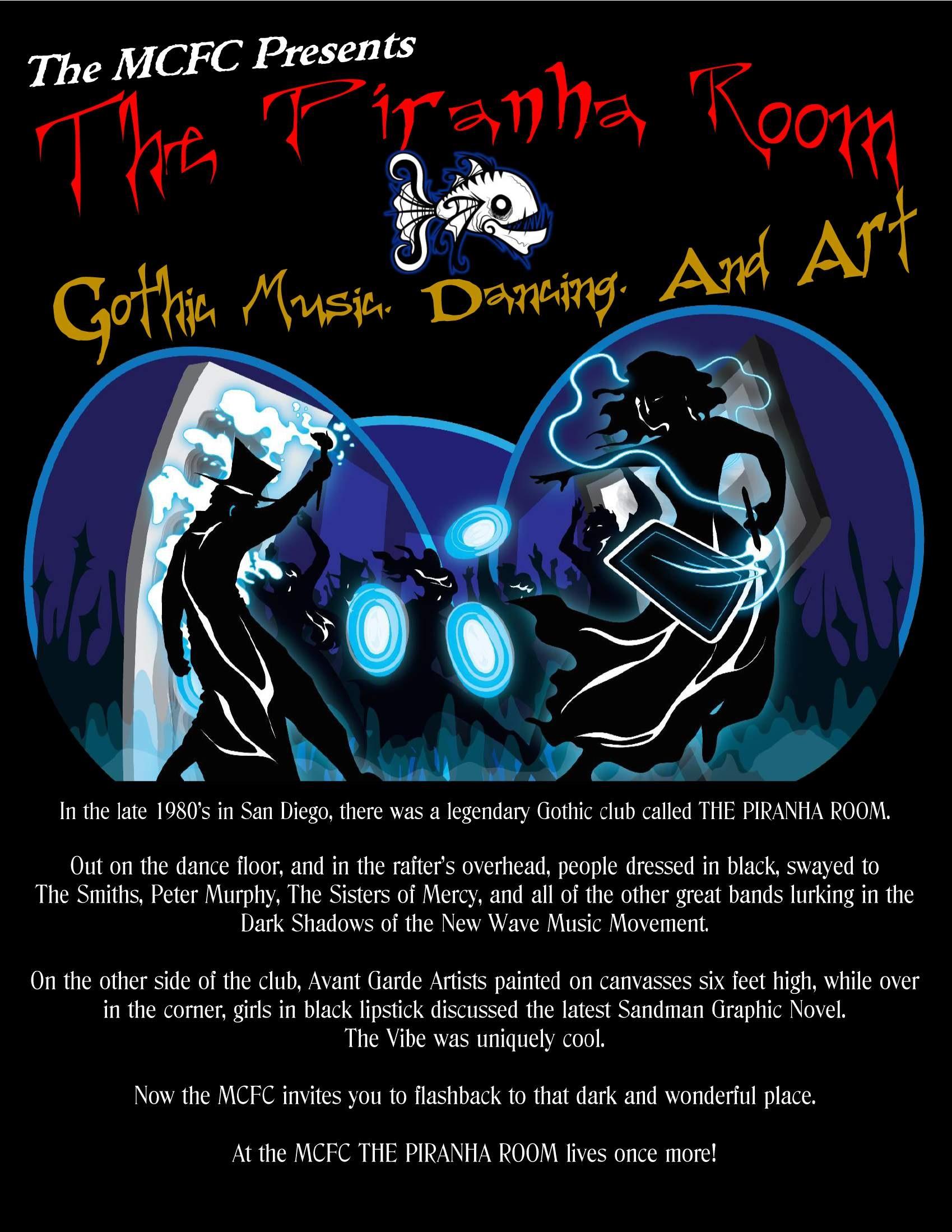 Piranha Room Poster_web 001